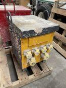 115v Portable Site Transformer Unit