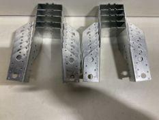 10 x TIMco 76404MFH Multi Functional Hanger 76 x 164mm