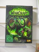 100 x Brand New World of WarCraft computer game pack
