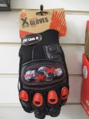 100 x Xrated Knuckle Gloves   RRP £1,200