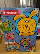 1000 x Kids Scrap Books