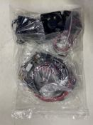 Approximately 300 x RS Pro Cable Sets w/ Power Supply