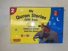 14 x Goodword 'My Quran Stories' Gift Boxes - 20 Stories per box
