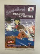 Approximately 30 x TTS Publishing PB00046 'Sensational Reading Activities' Years 4-6 Textbooks