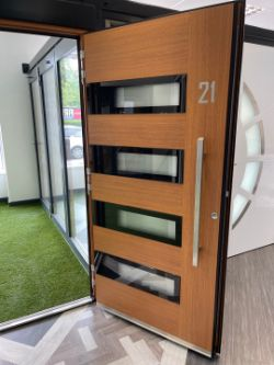 Sale of Ex-Display Aluminium/Composite Double Glazed Bi-Fold Doors, Windows and Roof Lanterns | Ends 08 July 2021