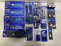 Mixed Lot Of Various Faithfull Tools & Accessories   RRP £301.08