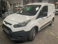 Ford Transit Connect 220 Diesel Panel Van   YS64 NYO   135,894 Miles   PLEASE SEE DESCRIPTION