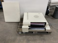Hashima HP-450J Fusing Press