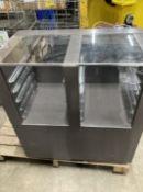 Hot Diamonds Jewellery Display Cabinet W/ Glass Counter Top