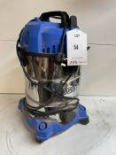 Draper 20529 30L Wet & Dry Vacuum Cleaner