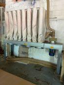 4 Bag Multi Dust Extraction Unit | 3 Phase