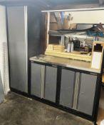 Sealey Superline Pro Modular 600mm Floor Cabinet & 2 x 680mm 2 Door Floor Cabinets