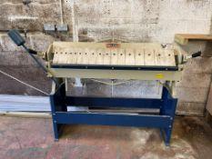 Baileigh BB-4816 Heavy Duty Box & Pan Brake