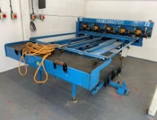 Panelmaster Fence Manufacturing Machine
