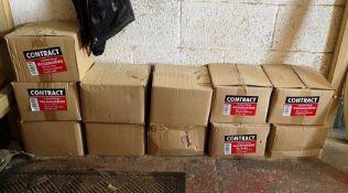 66,000 x Contract Wood Screws | 4.0 x 5mm | Zinc Yellow Wax