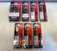 7 x Various Trend Bits & Tool Aaccessories   Total RRP £ 190