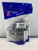 9 x Fixings & Fasteners Galvanised Clout Nails
