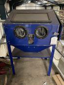 MaxBlast 24965 220L Sand Blasting Machine