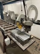 Unbranded Industrial Single Head Metal Cutting Chopsaw