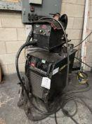 Cros Arc 403S MIG/MAG Welder w/ WF4 Wire Feeder