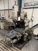 Cincinnati No2 Metal Vertical Milling Machine