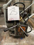 Evolution Bora 2800 Magnetic Rotabroach Drill