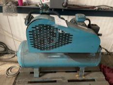 Rednal Pneumatics BSEN286 100L Air Compressor | YOM: 2010
