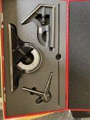Starrett C9-12-4R Combination Set with Cast Iron Heads