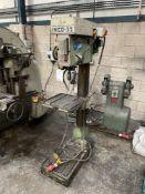 Inco 3Z Floor Standing Heavy Duty Pillar Drill