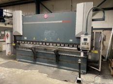 Durma AD-R 40-220 4050mm x 220T 3 Axis Synchro Pressbrake | 2012