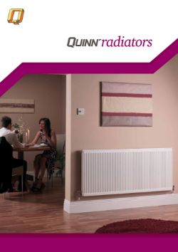 286 x Various Quinn Round Top Radiators | Single & Double Convector | Double Panel Plus | RRP Approx £60,000 | Ends from 10 August 2021