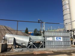 EuroMecc Euro-Wash Mobile Concrete Separator