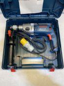 Bosch GSB 21-2 RE 110V Impact Drill   RRP £185