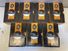 7 x TIMCO SOLO WOODSCREW 50 X 4.5MM (200 PER BOX)