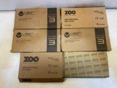 Mixed Lot Of Various Zoo Hardware Latches, Sash Locks & Bathroom Locks
