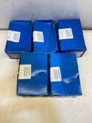 5 x Boxes Of Sundram Fasteners Socket Countersunk Head Screws, M8 X 1.25 X 16