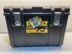 DEWALT DCK264P2 18V XR Brushless Nail Gun Twin Kit T-STACK   Case Only!   Nail Guns Not Included