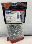 4 x TIMco GST30B Square Twist Nails Galvanised 30 X 3.75mm 1.00 KG
