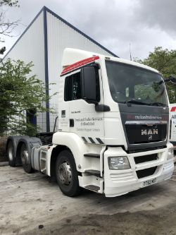 Commercial Vehicle Services Company Assets | Lots Incl: Flatbed Trailers, Panel Vans, Air Compressors, Generators | Ends  26 August 2021