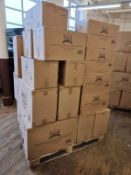 Pallet of ASSD BIODEGRADABLE & ECO FRIENDLY STRAWS
