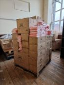 Pallet of ASSD PAPER & ECO FRIENDLY STRAWS