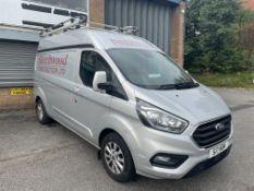 Ford Transit Custom 300 Ltd   S17 MDN   2019 Model   24,529 miles
