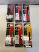 6 x Various Trend Bits & Tool Aaccessories | Total RRP £154
