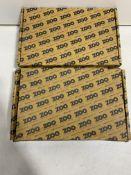 15 x Various Zoo Hardware Heavy Duty Door Chains