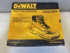DEWALT Extreme Sundance Safety Boots, UK 9, EU 43