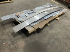Large Quantity of Various Stainless Steel Off-Cut Pieces as per photos