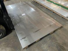 12 x 1mm Sheets of Aluminium Metal Stock | Size: 250cm x 125cm