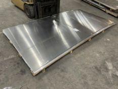 4 x 3mm Sheets of Aluminium | Size: 300cm x 150cm