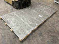 Sheet of 10mm Aluminium Plating | Size: 300cm x 150cm