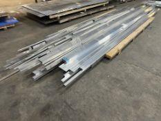 Large Quantity of Aluminium Metal Stock as per Photos